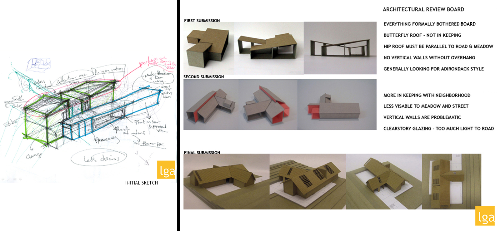 BK House 2 - SKETCH AND submissions