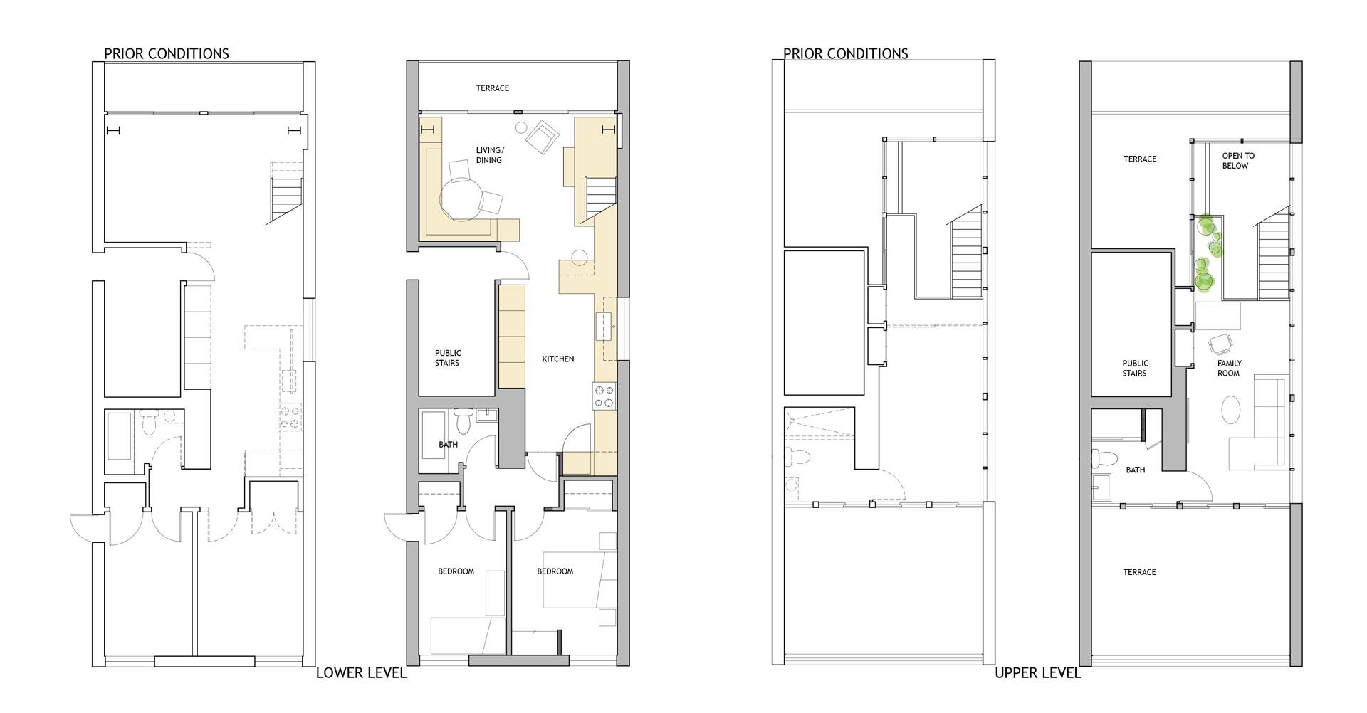 Lynn Gaffney - Carroll Gardens Duplex